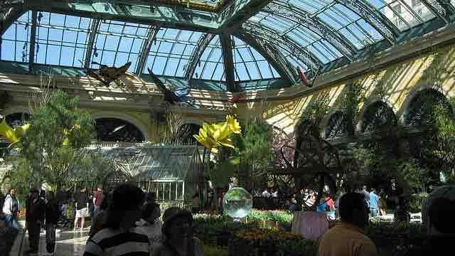 Bellagio Arcadia Conservatory