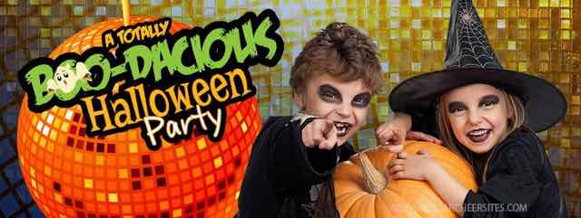 Totally BOO-Dacious Halloween Party!