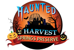 Springs Preserve Haunted Harvest 2015