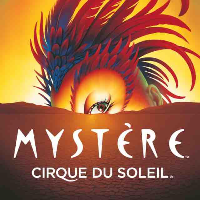 Mystère by Cirque du Soleil
